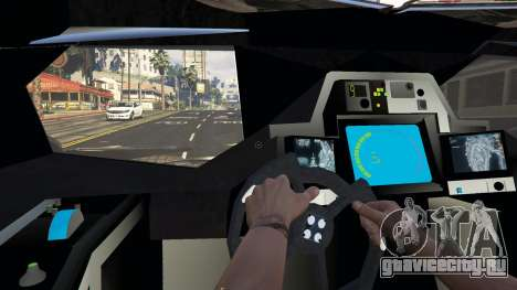 The Tumbler для GTA 5 колесо и покрышка