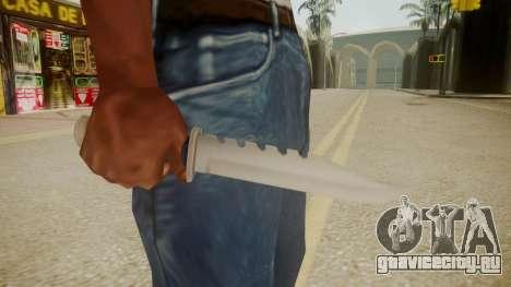 GTA 5 Knife для GTA San Andreas третий скриншот