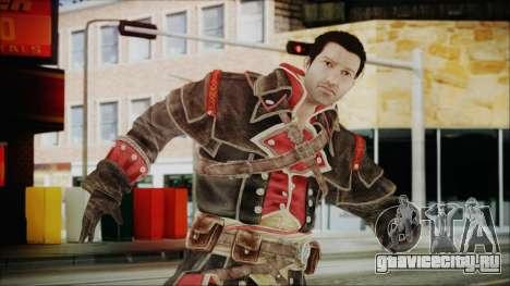 Shay Patrick Cormac - Assassins Creed Rogue для GTA San Andreas