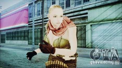 Mila Short Hair from Counter Strike для GTA San Andreas