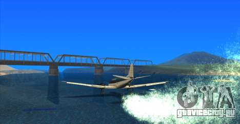 Water Effect для GTA San Andreas четвёртый скриншот