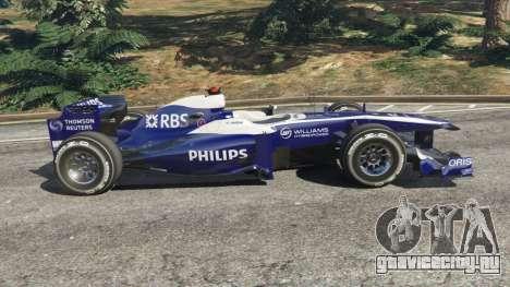 Williams FW32 для GTA 5