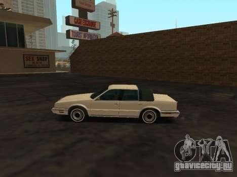 Chrysler New Yorker 1988 для GTA San Andreas вид слева