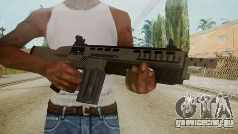 GTA 5 Combat Shotgun для GTA San Andreas