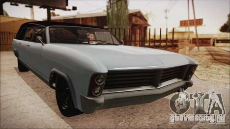 GTA 5 Albany Lurcher Bobble Version для GTA San Andreas