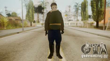 Red Army Cossack - WW2 для GTA San Andreas второй скриншот