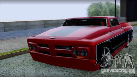 Slamvan Kounts Costumes для GTA San Andreas