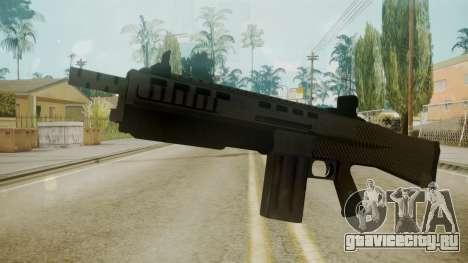 GTA 5 Combat Shotgun для GTA San Andreas второй скриншот
