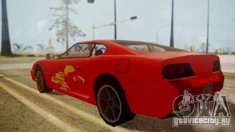 Jester FnF Skin 2 для GTA San Andreas вид слева