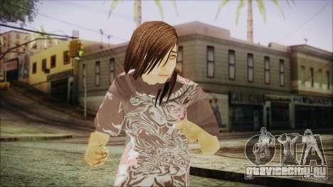 Home Girl Chola 3 для GTA San Andreas