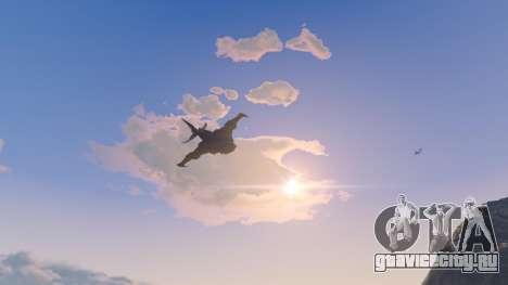 Batwing для GTA 5 десятый скриншот