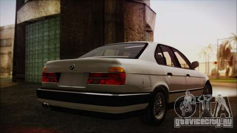 BMW 7-er E32 Stock для GTA San Andreas вид слева