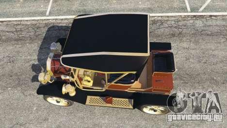 Ford Model T [two colors] для GTA 5