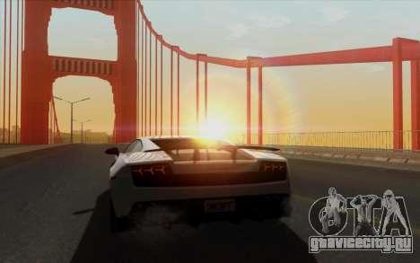 Amazing Graphics для GTA San Andreas восьмой скриншот