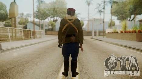 Red Army Cossack - WW2 для GTA San Andreas третий скриншот