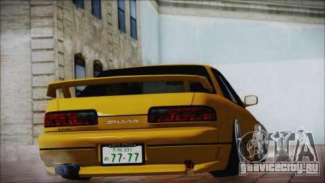 Nissan Onevia Type-X для GTA San Andreas вид слева