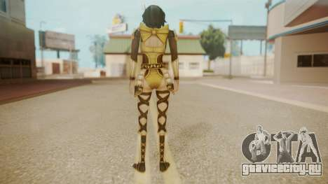 Redhead and Friends для GTA San Andreas третий скриншот