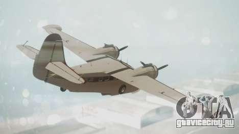 Grumman G-21 Goose VHIRM для GTA San Andreas вид слева