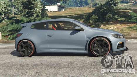 Volkswagen Scirocco для GTA 5
