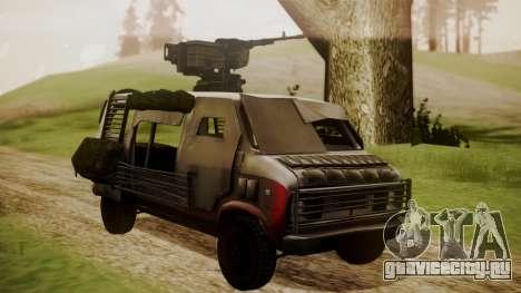BF3 Rhino для GTA San Andreas