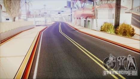 HD All City Roads для GTA San Andreas