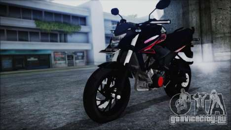 Honda CB150R Black для GTA San Andreas