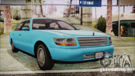 GTA 5 Albany Washington для GTA San Andreas
