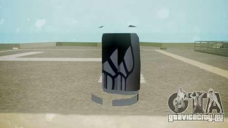 GTA 5 Parachute для GTA San Andreas третий скриншот