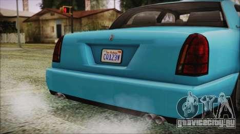 GTA 5 Albany Washington для GTA San Andreas вид справа