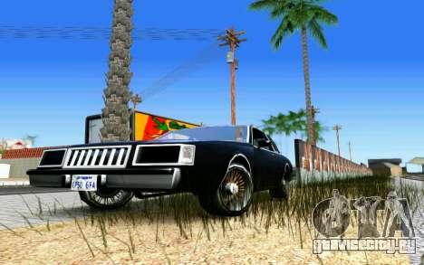 ENB for Medium PC для GTA San Andreas двенадцатый скриншот
