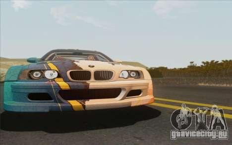 Amazing Graphics для GTA San Andreas шестой скриншот