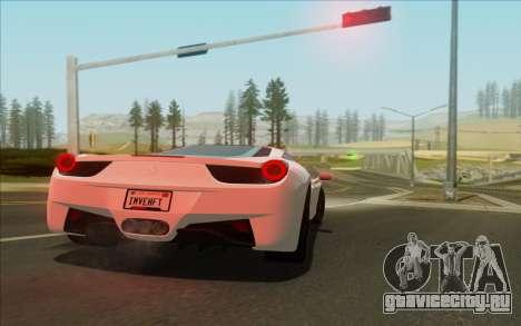 Amazing Graphics для GTA San Andreas четвёртый скриншот