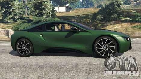 BMW i8 2015 для GTA 5