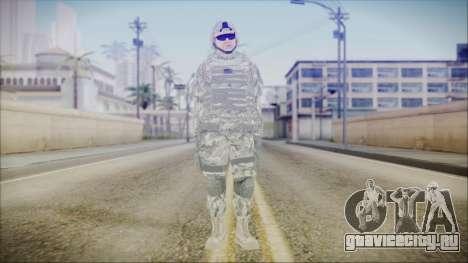 CODE5 USA для GTA San Andreas второй скриншот