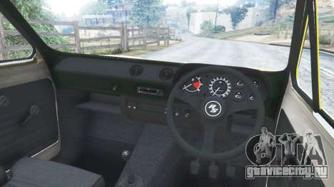 Ford Escort MK1 v1.1 [26] для GTA 5 вид справа