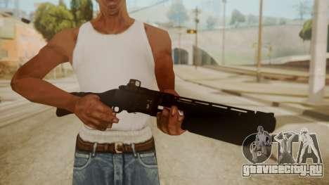 CQC-11 Combat Shotgun для GTA San Andreas третий скриншот