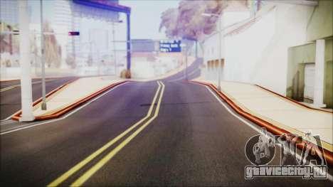 HD All City Roads для GTA San Andreas второй скриншот