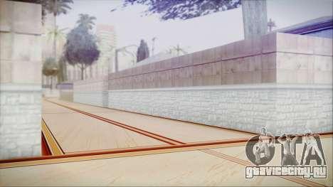 HD All City Roads для GTA San Andreas четвёртый скриншот