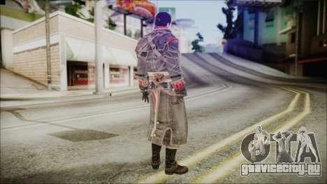 Shay Patrick Cormac - Assassins Creed Rogue для GTA San Andreas третий скриншот