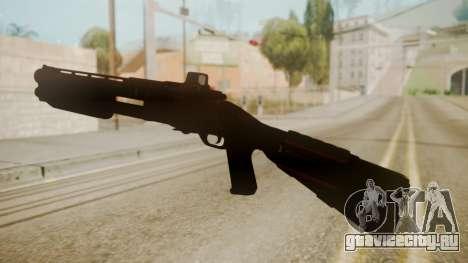 CQC-11 Combat Shotgun для GTA San Andreas второй скриншот