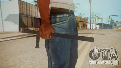GTA 5 Night Stick для GTA San Andreas третий скриншот