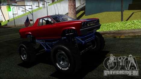 GTA 5 Cheval Marshall IVF для GTA San Andreas