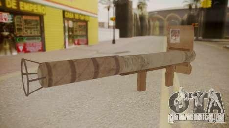 GTA 5 Stinger для GTA San Andreas второй скриншот