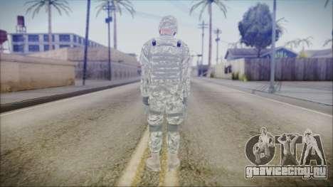 CODE5 USA для GTA San Andreas третий скриншот