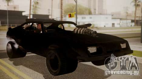 Ford Falcon Coupe XB GT 1973 Max Interceptor для GTA San Andreas