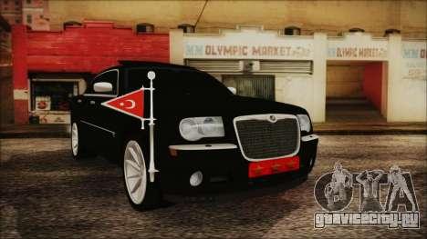 Chrysler 300С Unalturan для GTA San Andreas