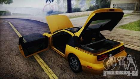 Nissan Fairlady Z Twinturbo 1993 для GTA San Andreas вид сверху