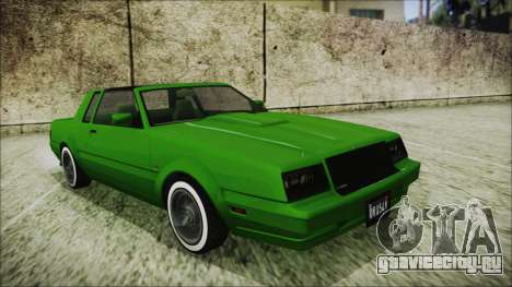 GTA 5 Willard Faction Custom для GTA San Andreas