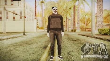 GTA Online Skin Random 2 для GTA San Andreas второй скриншот