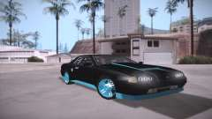 Elegy DRIFT KING GT-1 (Stok wheels) для GTA San Andreas